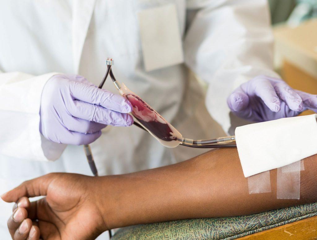 Blood Component Transfusion: Blood Sampling